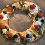 Pizzakranz Backen