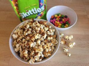 Popcorn – fruchtig selbst gemacht